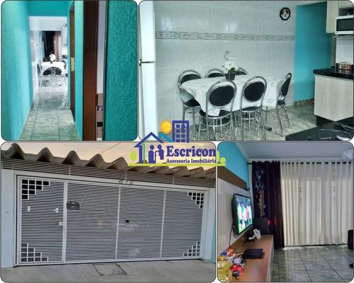 Casa Térrea Em São Mateus Ótimo Acabamento - 228 - 32293123