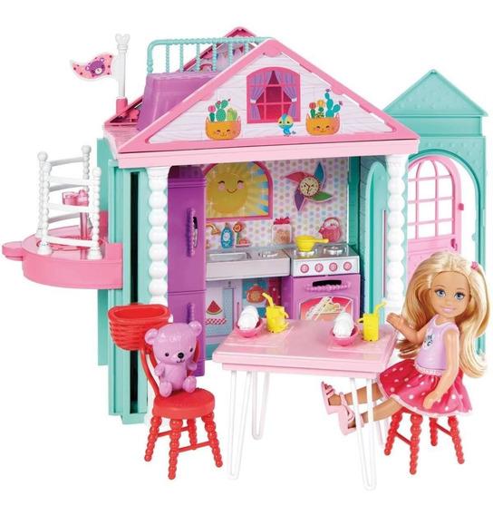 Barbie Family Clube De Chelsea Mattel