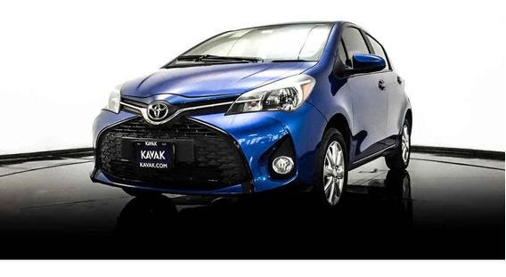 16556 - Toyota Yaris 2015 Con Garantía Mt