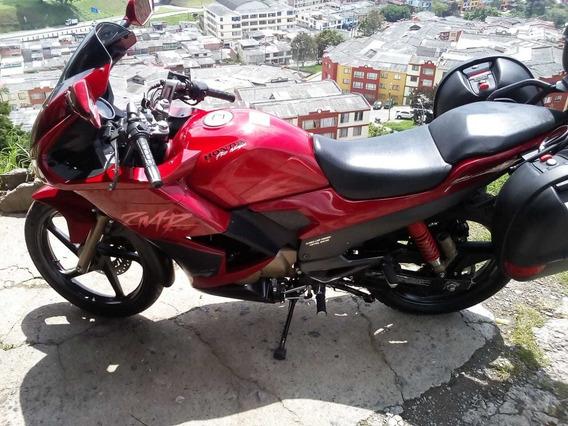 Moto Hero Karizma Distribuidora Honda Modelo 2015