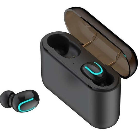Fone Bluetooth 5.0 Syllable Q32 Com Base Power Bank 1500mah