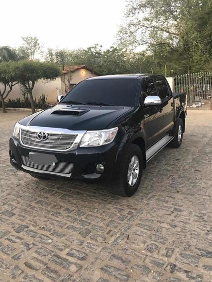 Toyota Hilux 3.0 Srv Cab. Dupla 4x4 Aut. 4p 163 Hp 2012