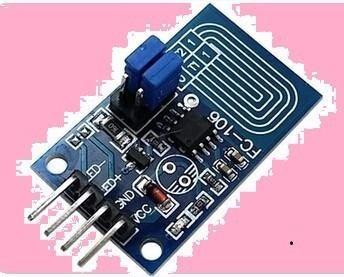Sensor Touch Toque Dimmer Arduino Frete R$ 9,00