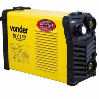 Retificador/ Inversor Para Solda 220v Vonder - Riv130