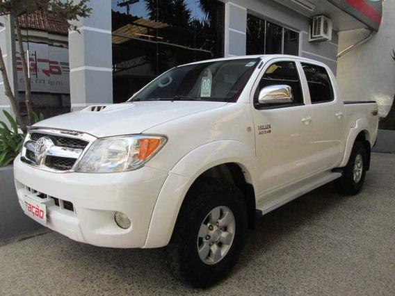 Toyota - Hilux Cd 4x4 Srv 2008