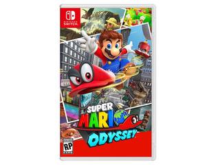 Super Mario Odyseey Switch
