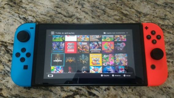 25 Jogos Digitais De Nintendo Switch
