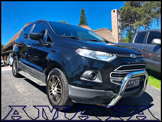 Ford Ecosport Se 1.6 Mt Amaya