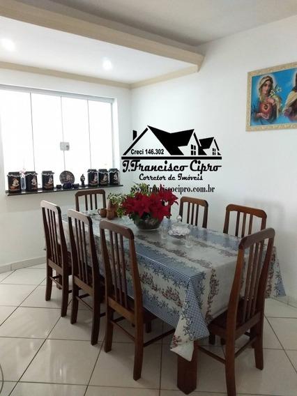Casa A Venda No Bairro Pedregulho Em Guaratinguetá - Sp. - Cs022-1