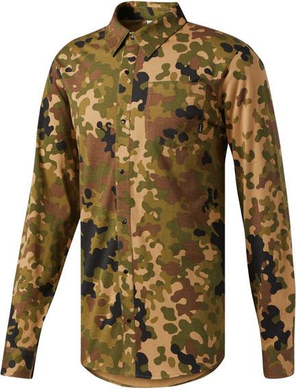 Exclusiva Camisa adidas Originals Camo Flex Xl