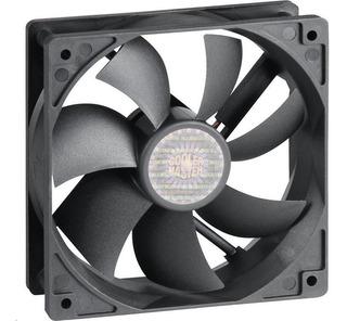 Ventilador 120mm Cooler Master Silent Fan R4-s2s-124k-gp