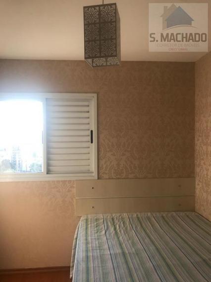 Apartamento Para Venda Em Santo André, Casa Branca, 1 Dormitório, 1 Suíte, 1 Vaga - Ve1646_2-1046076