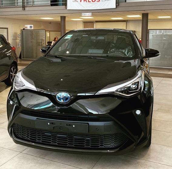 Toyota Chr Hibryd Hibrida Ecvt Entrega Febrero Contado Lm
