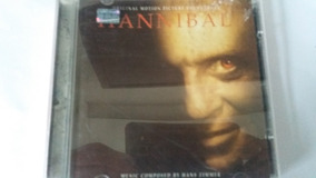 Cd Hannibal - Trilha Sonora Do Filme