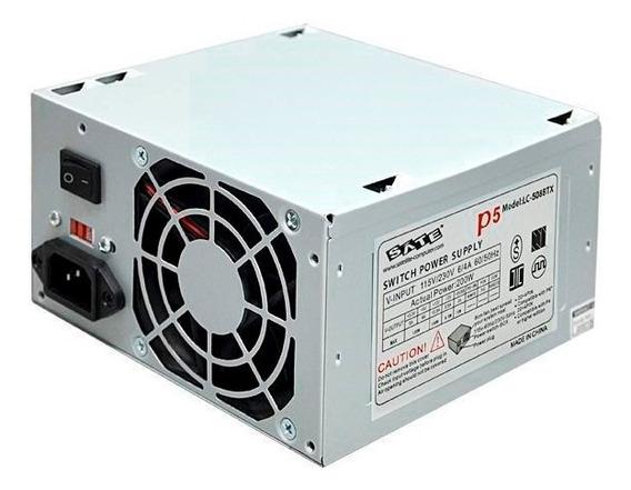 Fonte De Energia Satellite Lc-508btx Para Computador 115-230