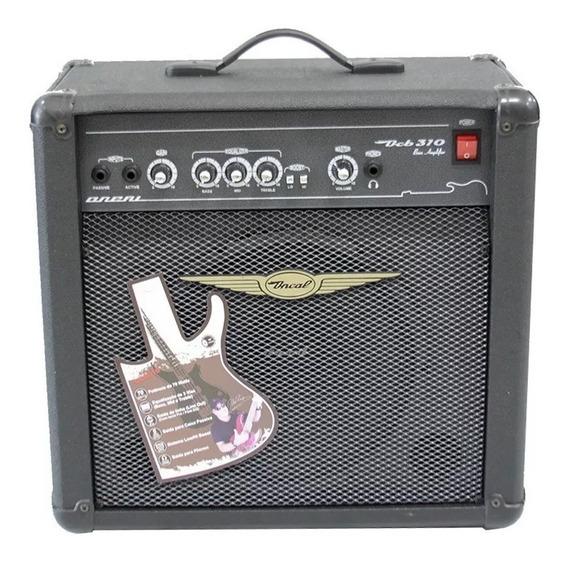 Amplificador Cubo Contra Baixo Oneal Ocb 310 Cr 70w Rms