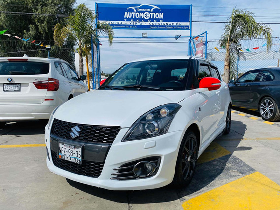 Suzuki Swift 1.6 Sport Mt 2015