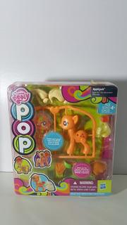 My Little Pony Pop Applejack Style Y Decoración Hasbro
