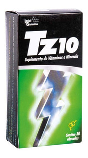 Tz10 Advanced 10 Cápsulas - Vitamina