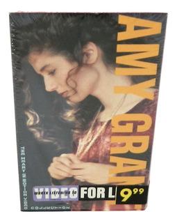 Cinta Vhs Musical Amy Grant Original Como Nueva