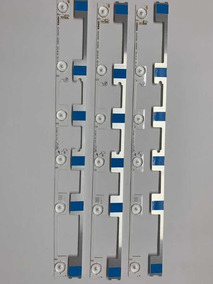 Kit 6 Barra Led Aluminio Dl4845 Dl4844 48l5400 48l2400 Konka