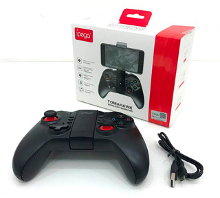 Controle Ipega Bluetooth 9068 Android Ps3 Celular Game