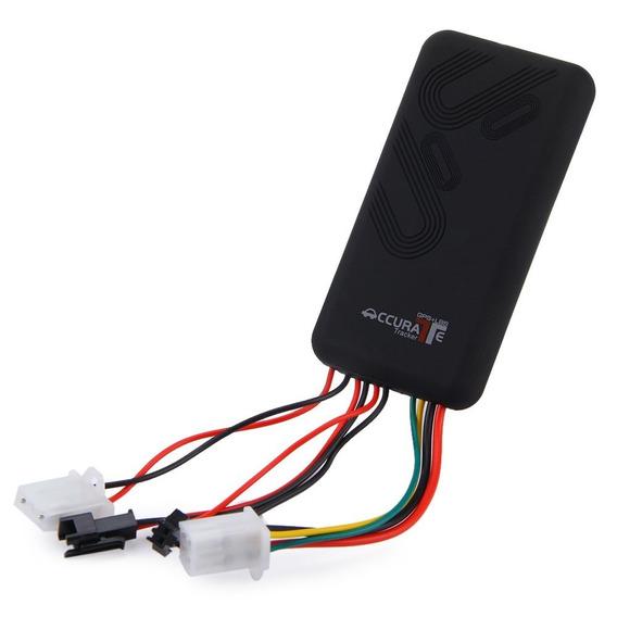 Rastreador Veicular Tracker Gt06 Bloqueador Sms Segurança