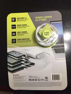 Cargador Telefonos Celulares Super Rapido