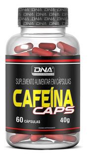 Cafeína Caps (60 Caps) - Dna