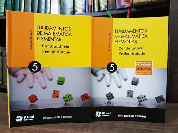 Fundamentos De Matemática Elementar 5+solucionário 13 Edi