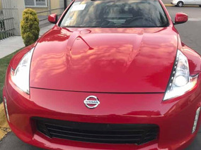 Nissan 370z 3.7 Touring Mt 2015