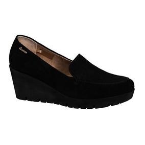Zapatos Confort Vicenza 165263 Negro Pcf 1-18