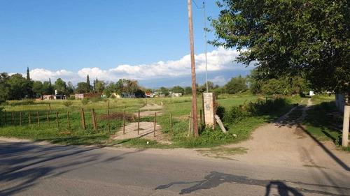 Terreno 2920 Mts2 S/asfalto, R Noble, T/servicios Comercial