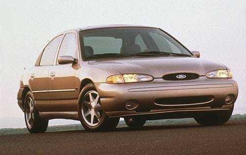 Ford  Modelo: Contour 1996 Lima Color:champagne