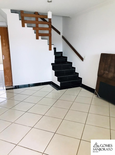 Imagem 1 de 22 de Sobrado Para A Venda No Bairro Vila Bela Vista Em Santo André - Sp . - So00205 - 69398458