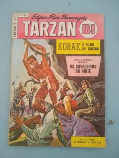 Hq Tarzan Bi N 7 1 Série Ebal 1969