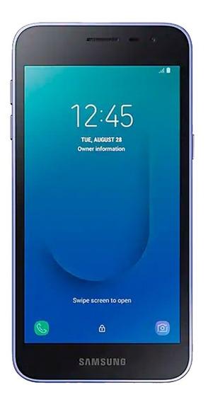 Celular Libre Samsung J2 Core Violeta 3337