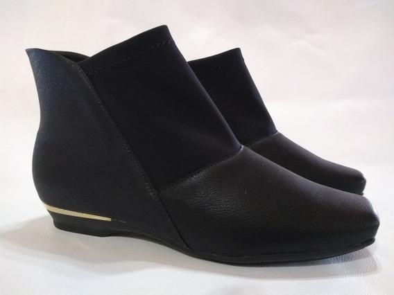 Bota Botineta Zapato Elastizada Corta Mujer Piccadilly !!!!