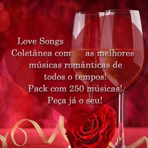 Pack Love Songs ! Músicas Para Tocar Seu Coração!