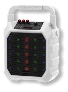 Parlante Bluetooth Daewoo Aoki 500w Karaoke Usb Led Almagro!