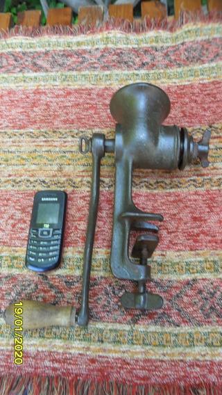 Antiguo Picadora Granos Moledora Universal Nº2 A Reparar