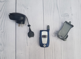 Nextel Radio Celular Motorola Modelo I760