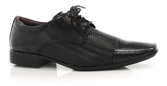 Sapato Social Masculino Fork - 8951 - Vizzent Calçados