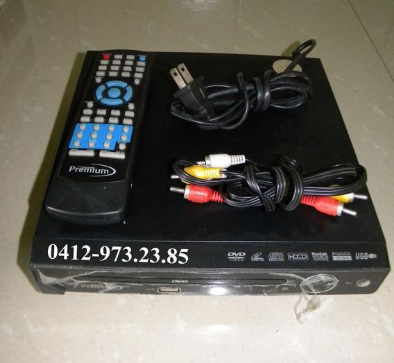 Reproductor De Dvd Premium Dvx500u