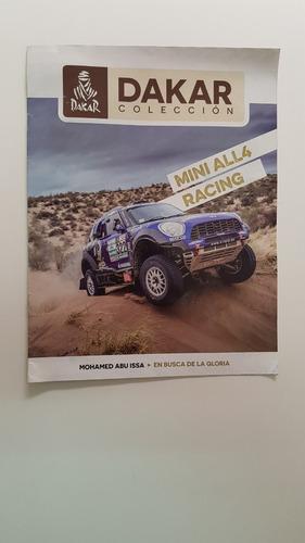 Libro Colección Dakar Mini All4 Racing