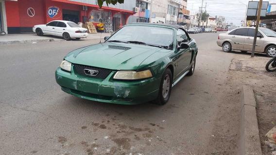 Ford Mustang 3.6 Convertible At
