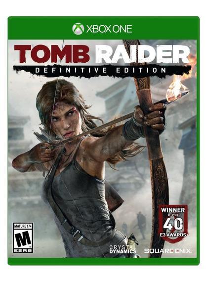 Tomb Raider Definitive Edition Xbox One