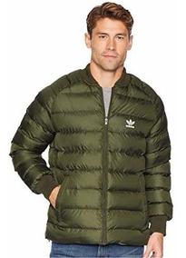 Chaqueta Adidas Originals Verde Olivo Chaquetas Y Abrigos Hombre