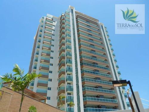 Soho - Apartamentos Novos A Uma Quadra Da Av. Washington Soares. - Ap0548