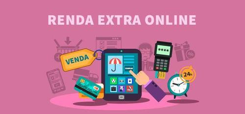 Imagem 1 de 1 de Renda Extra Online